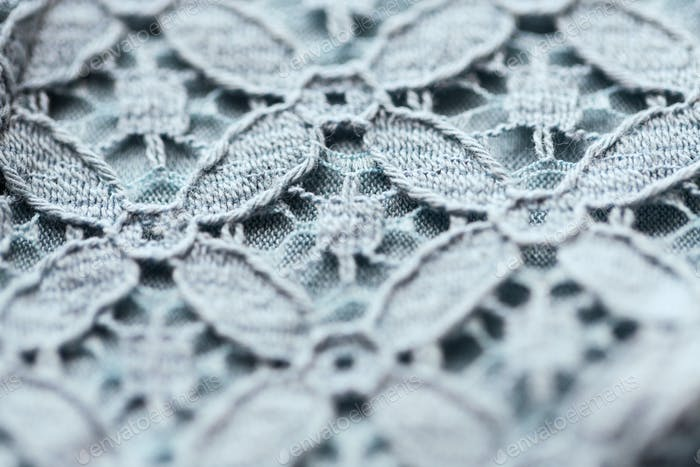 Thumbnail for close up of lace textile or fabric background