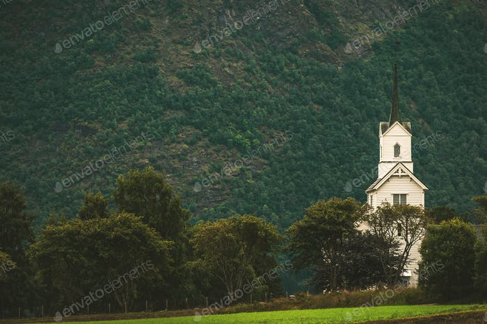Little Norwegian Church