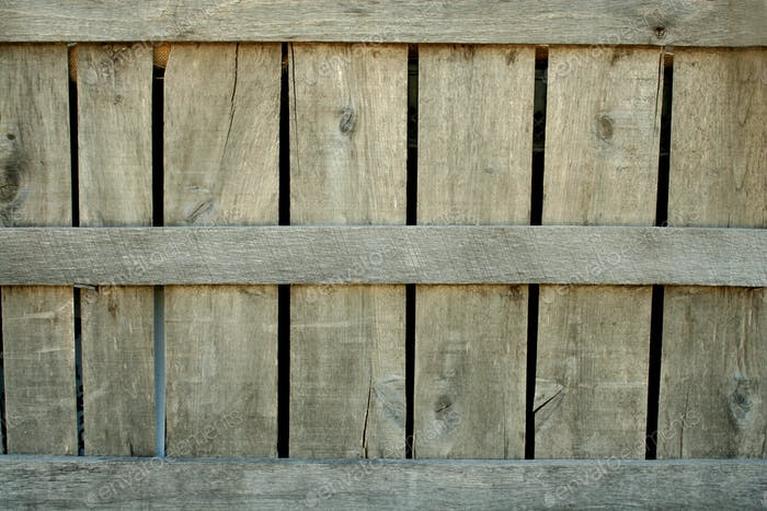 Wood crate background