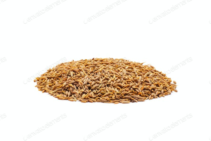 grains of wheat