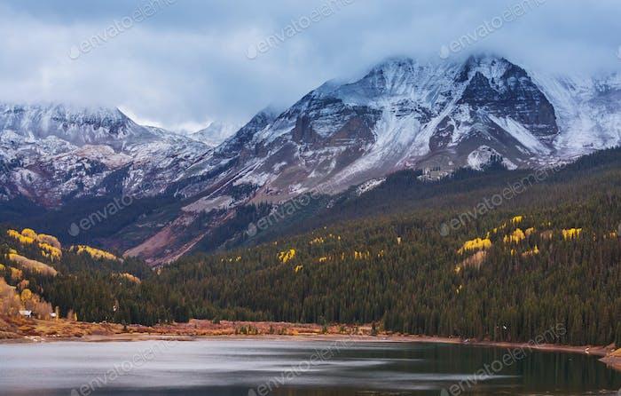 Otoño en Colorado