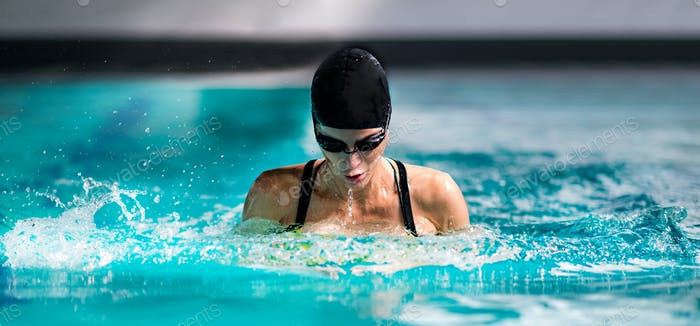 Freestyle Swim