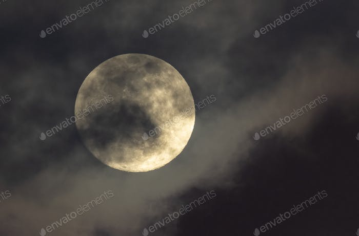 Vollmond Super Moon