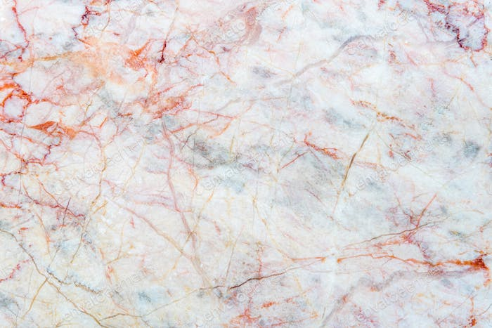 Smooth surface texture of marble