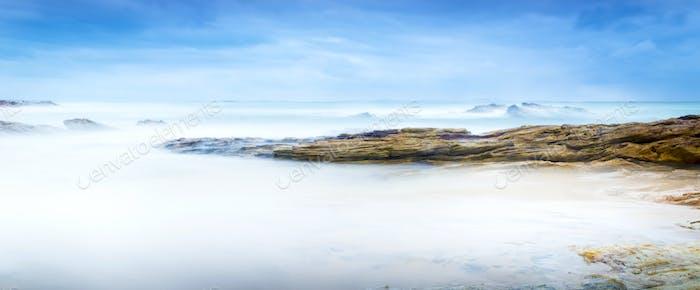 Calm Ocean Landscape