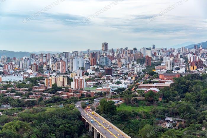 Bucaramanga, Santander Cityscape