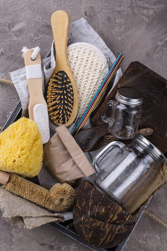 Eco-friendly zero waste home accessories