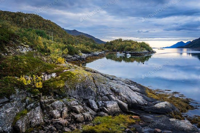 Fiord in Norwegen