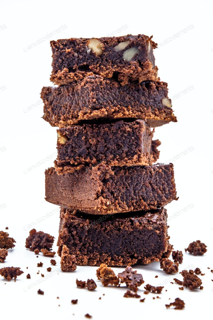 Lots of brownies