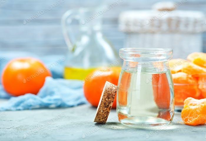 tangerines oil
