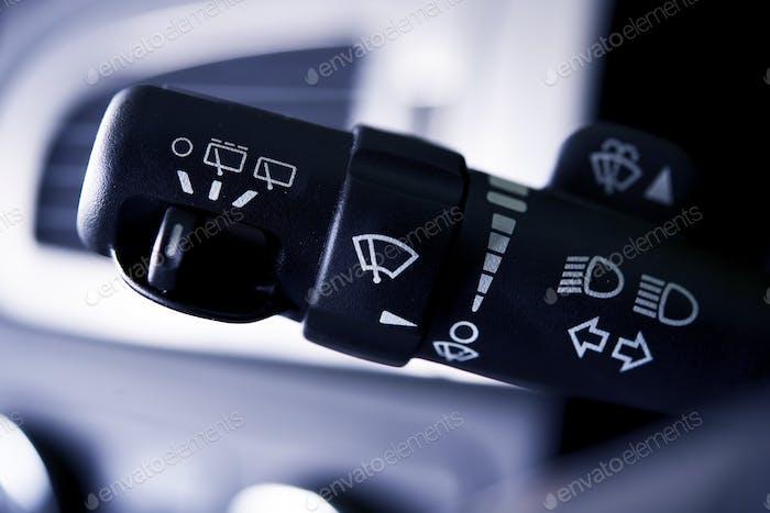Auto Scheibenwischer Control