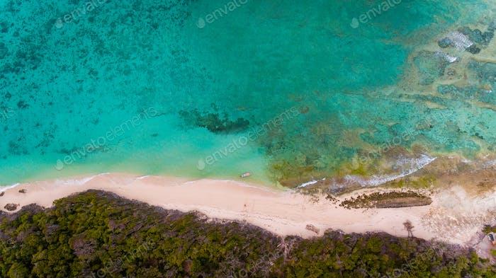 Insel Pungume in Sansibar