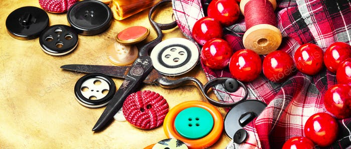 sewing tools for needlework tools