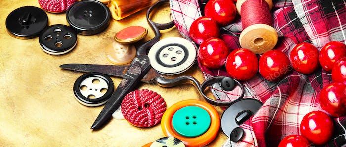 Nähwerkzeuge für Handwerkzeuge