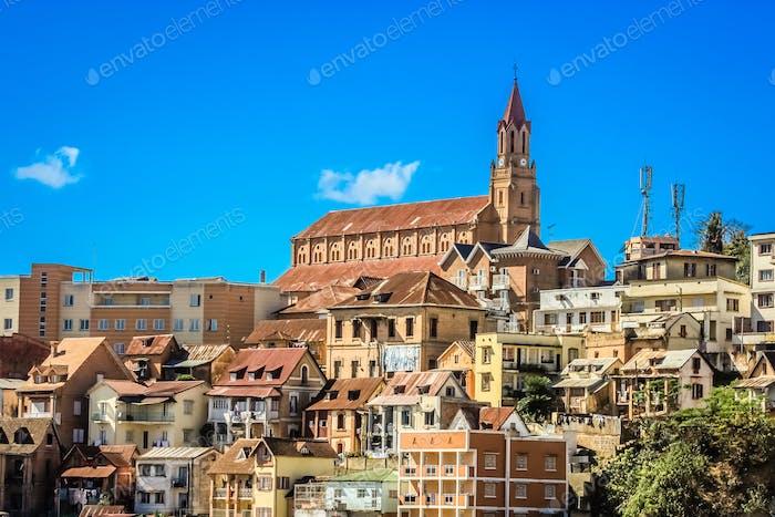 Panorama von Antananarivo