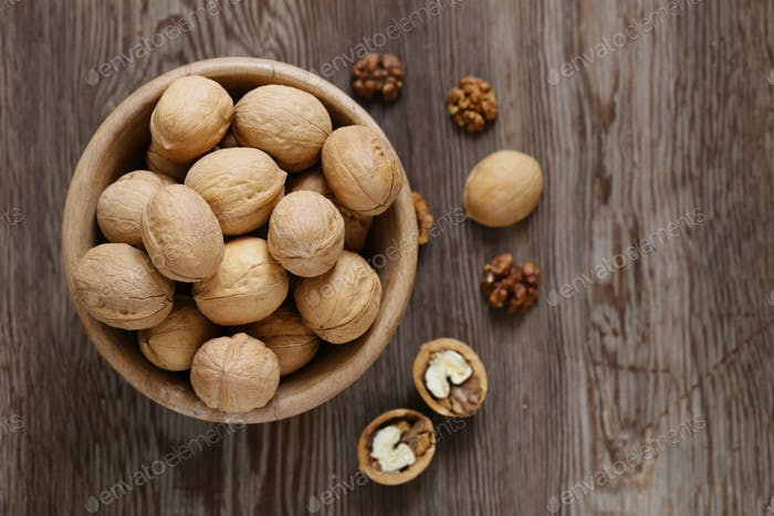 Walnuts for a Healthy Diet