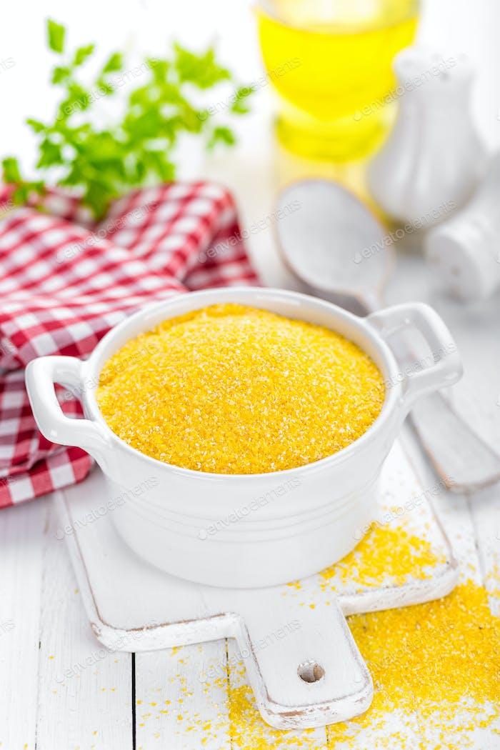 corn grits