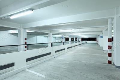 Indoor carpark