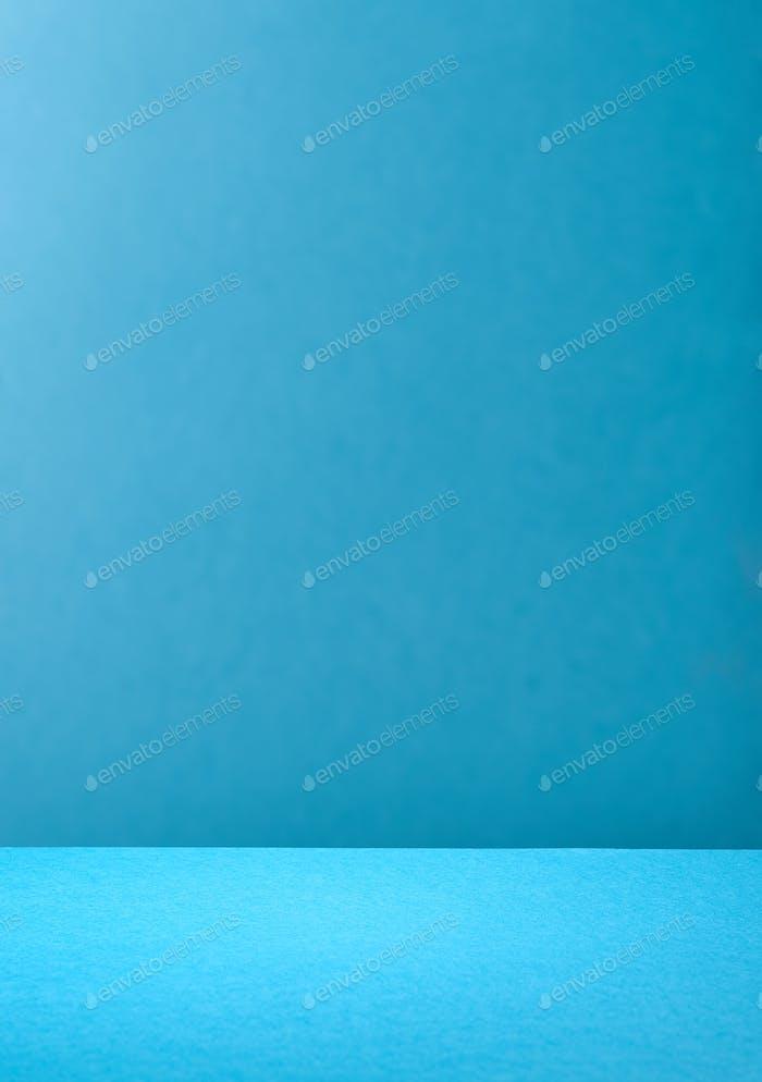 trendy blue background