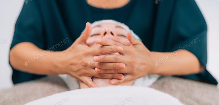Facial Massage Treatment