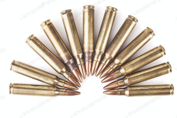 Half Circle Bullets