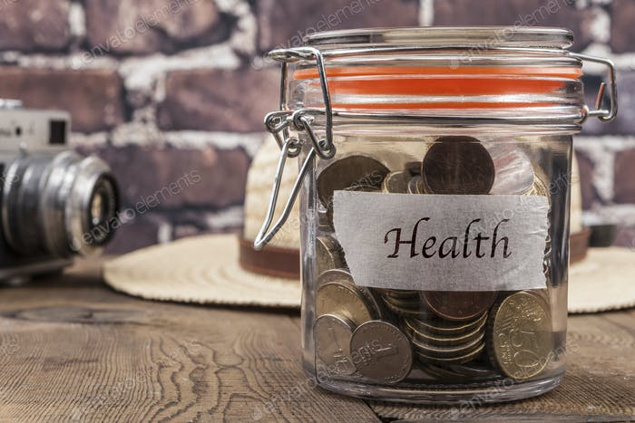 Health Savings Jar