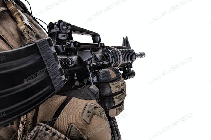 US Marine Soldat