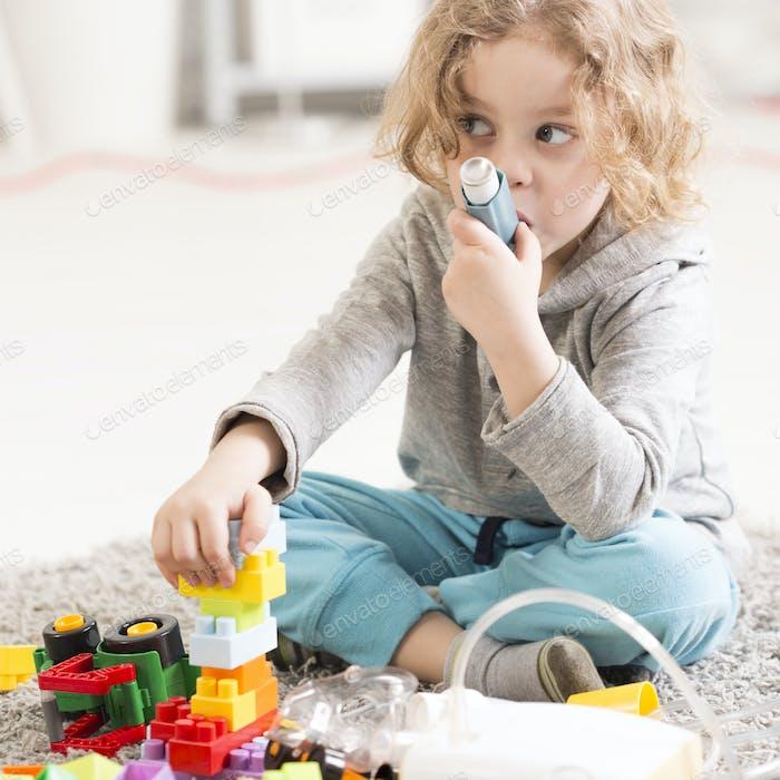 Pädiatrische Pneumonie Behandlung zu Hause
