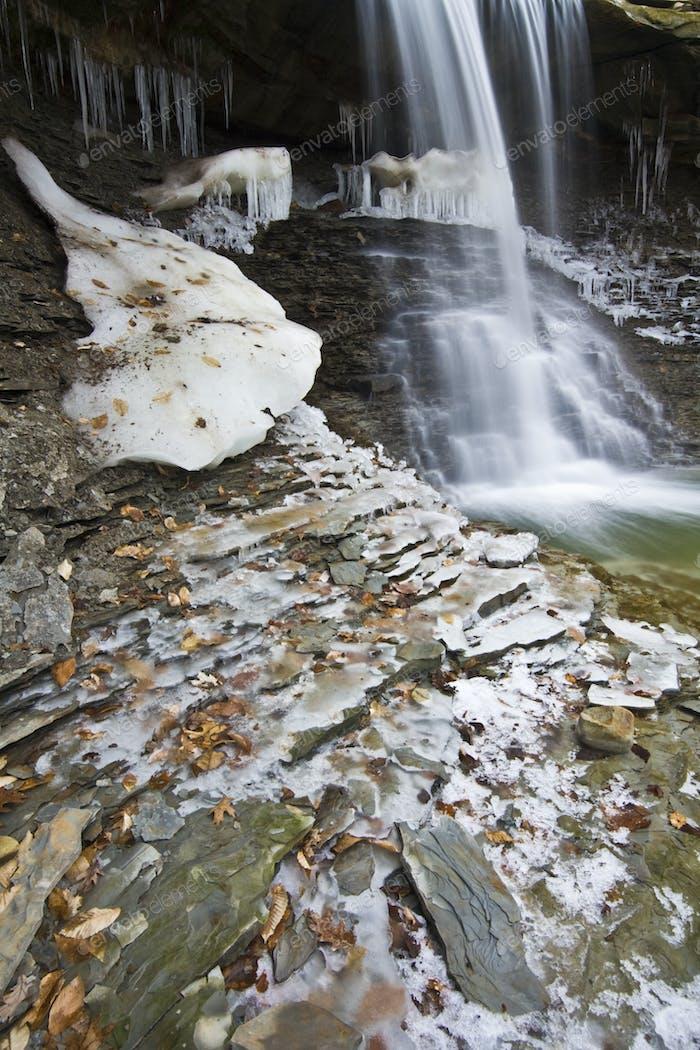 Winter in Ohio