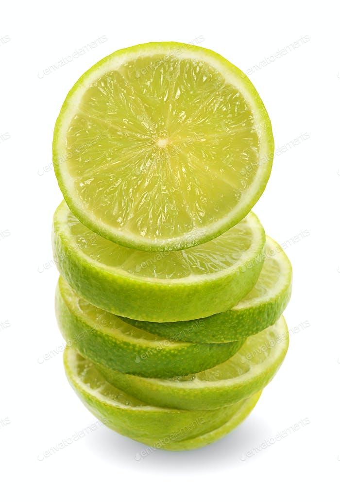 Lime stack