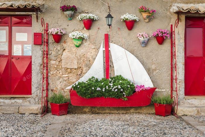 Marzamemi, sicilian village