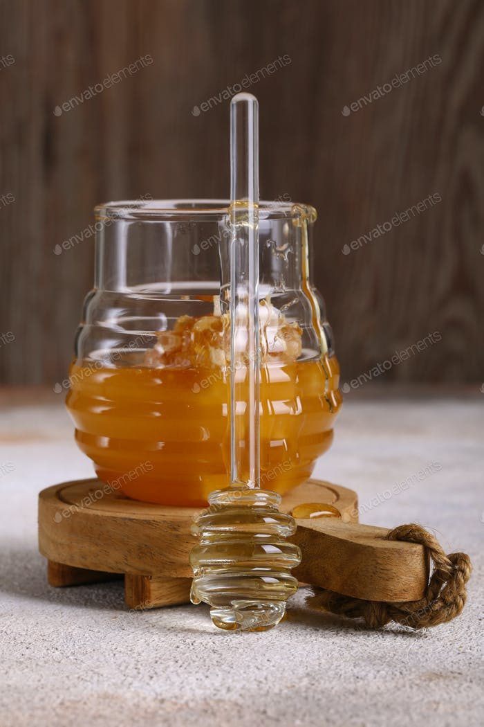 Natural Organic Honey