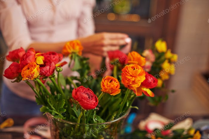 Floral buds
