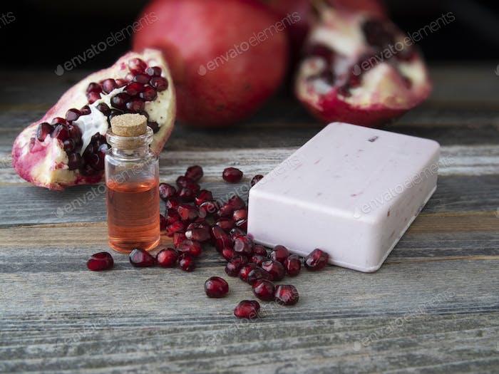 Pomegranate Soap