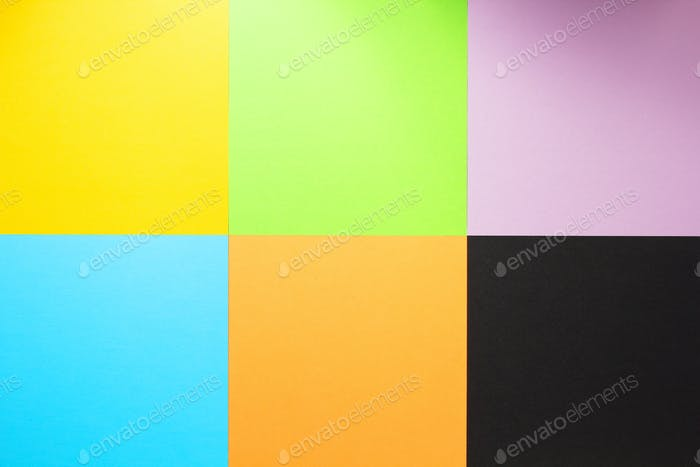 abstract colorful paper background