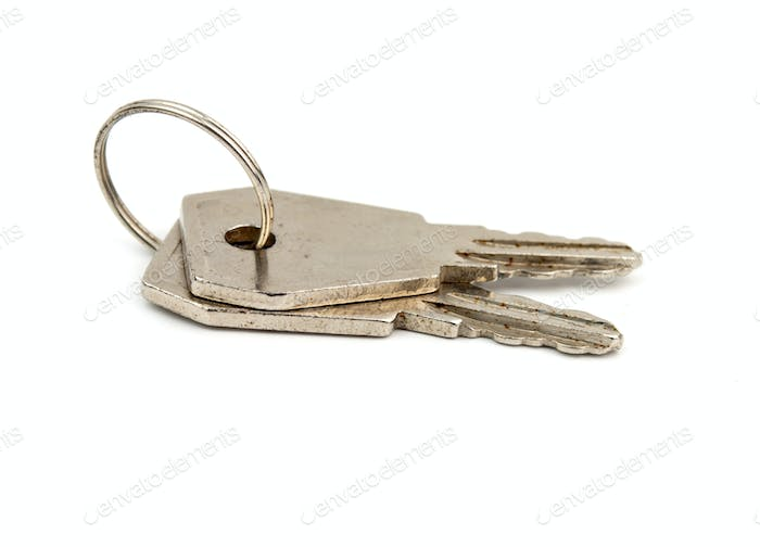 keys are isolated
