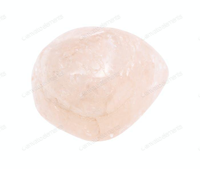 polished Morganite (Vorobyevite, pink Beryl) stone