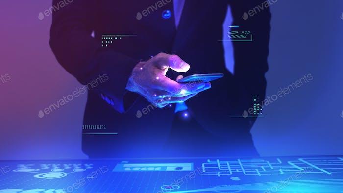 Negocio digital y tecnología