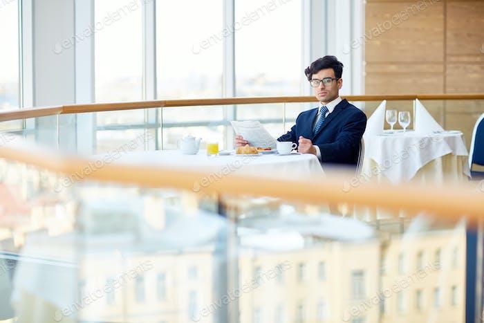 Breakfast of lawyer