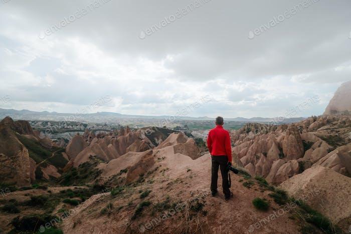 Amazing day in Cappadocia, Turkey