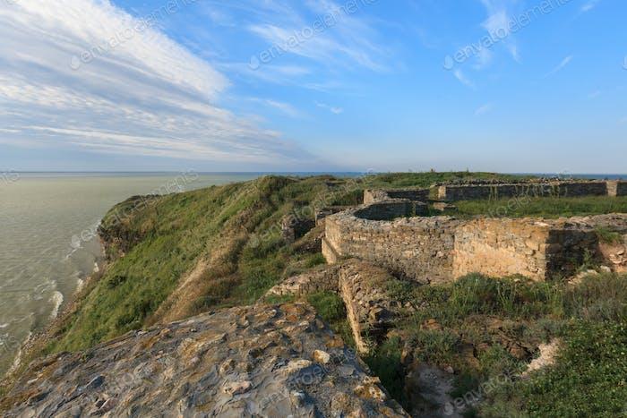 Argamum Fortress, Romania