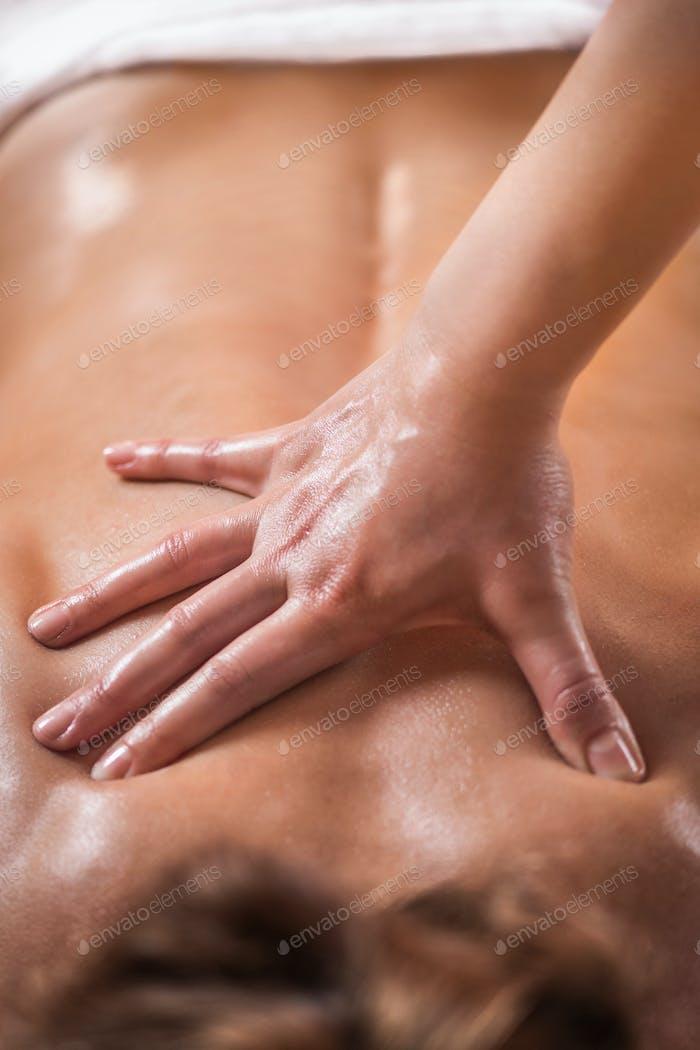 Back Sports Massage Therapy