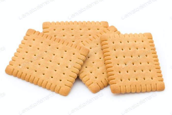 Butter cracker, cookie.