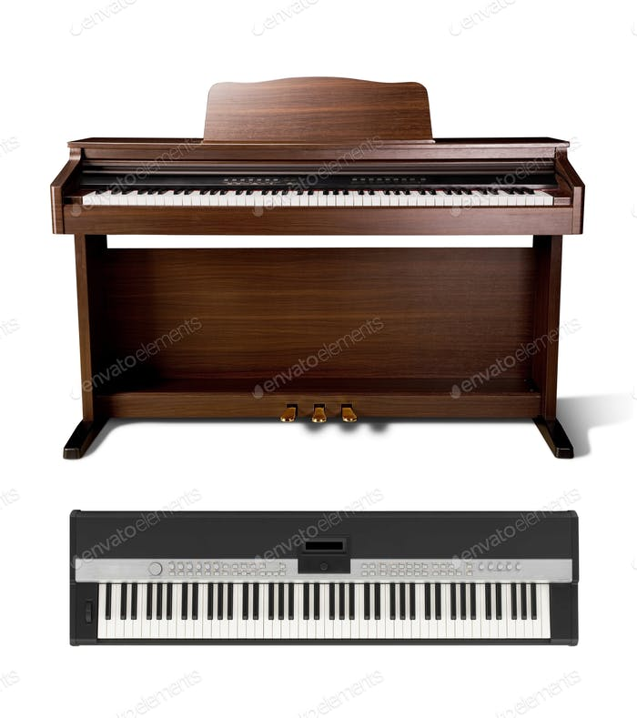 two piano