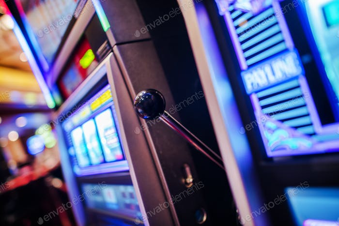 Casino Gambling Slot Machines