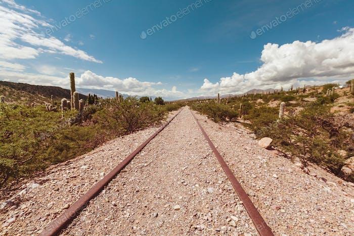 Eisenbahn in Argentinien