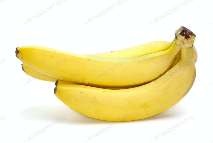 Few bananas