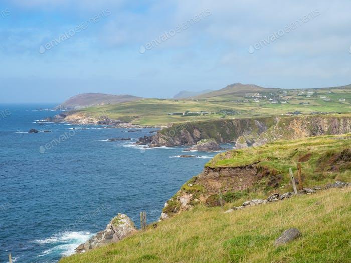 Halbinsel Dingle. Irland
