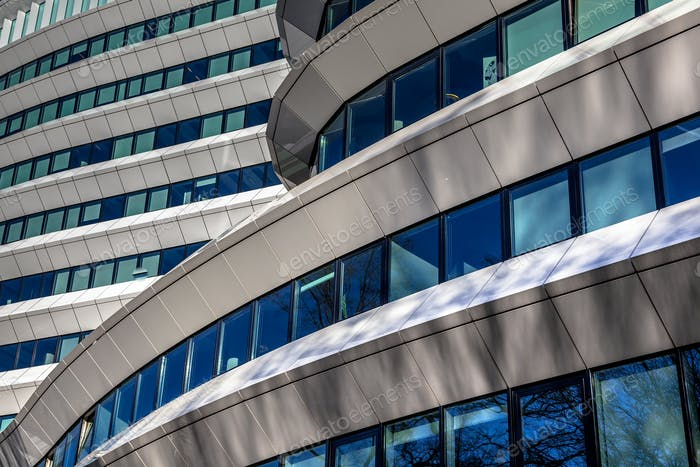 Reflections in modern dutch design architecture