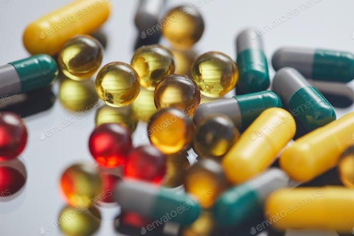 Pills from virus